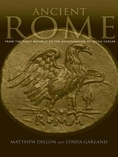 Ancient Rome: A Sourcebook