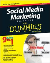 Social Media Marketing All-in-One For Dummies: Edition 3