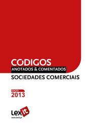 Código das Sociedades Comerciais 2013 - Anotado & Comentado