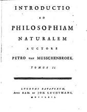 Introductio ad philosophiam naturalem