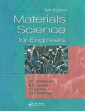 Materials Science for Engineers, 5th Edition: Edition 5