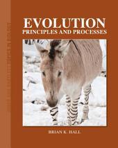 Evolution: Principles and Processes