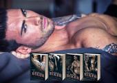 The Biker Series (Books 1-4) MC Biker / Bad Boy Romance