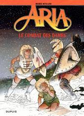 Aria – tome 9 – Le combat des Dames