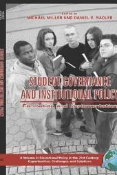 Student Governance and Institutional Policy: Formation and Implementation