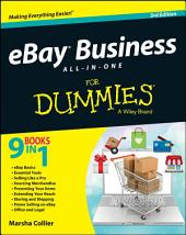 eBay Business All-in-One For Dummies: Edition 3