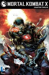 Mortal Kombat X (2015-) #12
