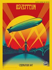 Led Zeppelin - Celebration Day: Authentic Guitar TAB Sheet Music Songbook Collection