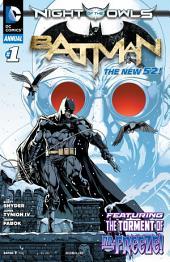 Batman Annual (2011-) #1