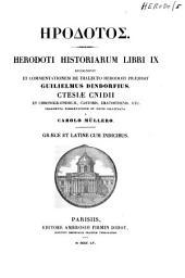 Herodoti historiarum libri ix