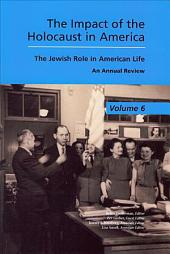 The Impact of the Holocaust in America