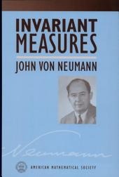 Invariant Measures