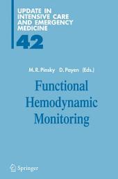 Functional Hemodynamic Monitoring