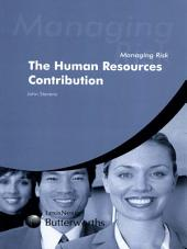 Managing Risk: The HR Contribution