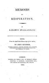 Memoirs on Respiration