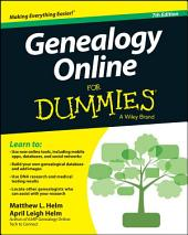 Genealogy Online For Dummies: Edition 7