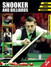Snooker and Billiards: Skills - Tactics - Techniques - Second Edition