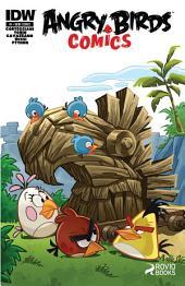Angry Birds Mini-Comic #4