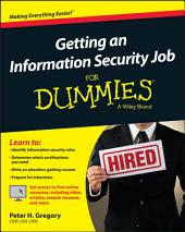 Getting an Information Security Job For Dummies
