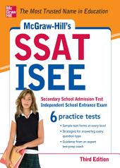 McGraw-Hill's SSAT/ISEE, 3rd Edition: Edition 3
