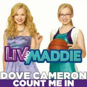 [드럼악보]Count Me In-Dove Cameron: Count Me In (미국 드라마 `Liv & Maddie` 수록곡)(2014.06) 앨범에 수록된 드럼악보