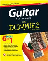 Guitar All-In-One For Dummies: Edition 2