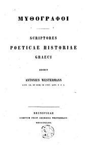 Mythographoi: Scriptores Poeticae Historiae Graeci