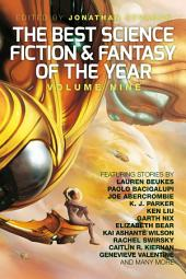 The Best Science Fiction and Fantasy of the Year, Volume Nine
