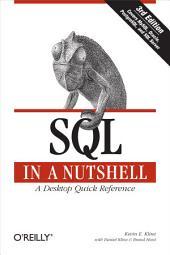 SQL in a Nutshell: Edition 3