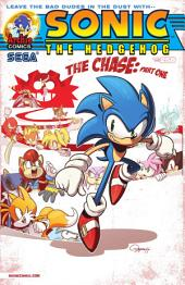 Sonic the Hedgehog #258