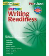 Writing Readiness, Grade PK