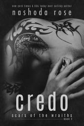 Credo (Scars of the Wraiths, Book 3)