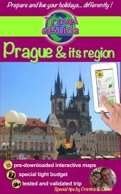 Travel eGuide: Prague & its region: Discover the pearl of the Czech Republic and Central Europe!