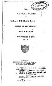 The Poetical Works of Percy Bysshe Shelley: Volume 49