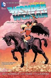 Wonder Woman Vol. 5: Flesh (The New 52)