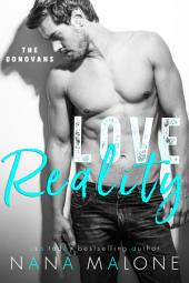 Love Reality (The Donovans): New Adult Romance