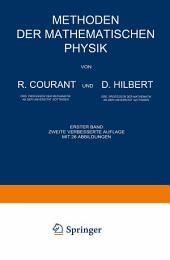 Methoden der Mathematischen Physik: Erster Band