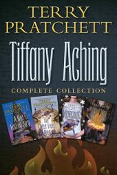 Tiffany Aching 4-Book Collection: A Hat Full of Sky, The Wee Free Men, Wintersmith, I Shall Wear Midnight