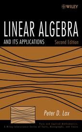 Linear Algebra and Its Applications: Edition 2