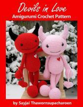 Devils in Love Amigurumi Crochet Pattern
