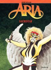 Aria – tome 19 – Sacristar
