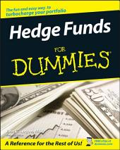 Hedge Funds For Dummies