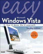 Easy Microsoft Windows Vista: Edition 2