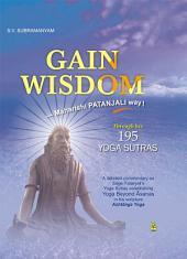 GAIN WISDOM