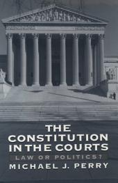 The Constitution in the Courts