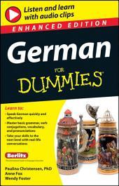 German For Dummies, Enhanced Edition: Edition 2