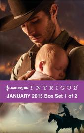 Harlequin Intrigue January 2015 - Box Set 1 of 2: Midnight Rider\The Sheriff\The Marshal