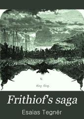 Frithiof's Saga: A Legend of Ancient Norway