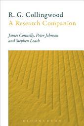 R. G. Collingwood: A Research Companion