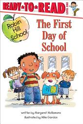 First Day of School: with audio recording